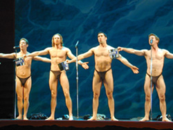 Naked Boys will be Naked Boys(Photo: © Michael Portantiere)