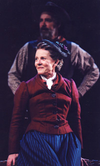 From Keller to Eller:Patty Duke in Oklahoma!(Photo: © Joan Marcus)