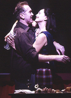 Harry Groener and Cherry Jonesin Imaginary Friends(Photo: © Joan Marcus)