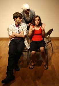 Chris Bannow, Abbi Hawk,