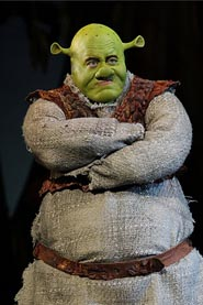 Eric Petersen in Shrek the Musical