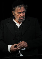 Al Pacino in The Merchant of Venice