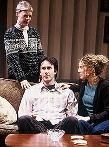 Kellie Overbey, Josh Hamilton, andChelsea Altman in Gone Home