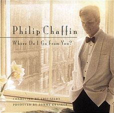 PS Classics' debut release featured co-founderPhilip Chaffin singing classic film songs