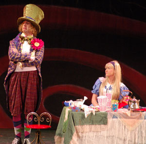 Adam Mosebach and Pamela Macey