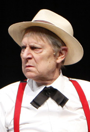 John Cullum in The Scottsboro Boys