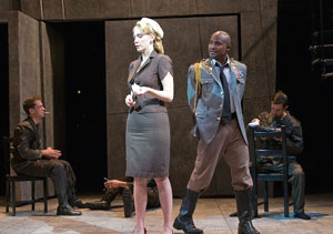 Greg Coughlin, Marianna Bassham, Seth Gilliam,