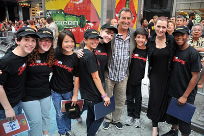 Broadway Kids Care with Kenny Ortega and Kelly Gonda