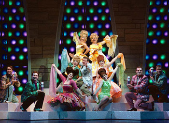 As good as it gets: Hairspray rocks Broadway(Photo: Paul Kolnik)