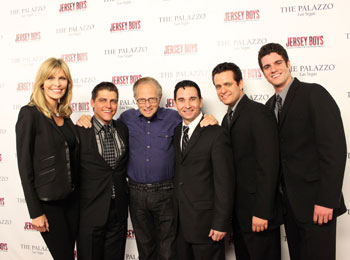 Shawn King, Deven May, Larry King, Travis Cloer, Colin Trahan,