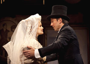 Kate Baldwin and Lewis Cleale in I Do! I Do!