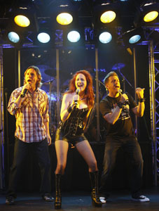 Dieter Bierbrauer, Mary Mossberg, and