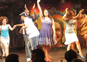Jordin Sparks in In the Heights