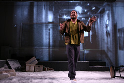 Bill Camp in Notes from Underground