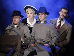 Jamie Jackson, Kate MacCluggage, Cameron Folmar,