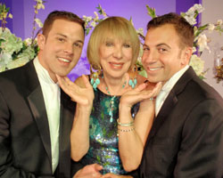 Daniel Robinson, Dr. Joy Browne and