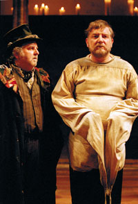 Anthony O'Donnell andSimon Russell Bealein Twelfth Night