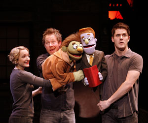 A scene from Avenue Q