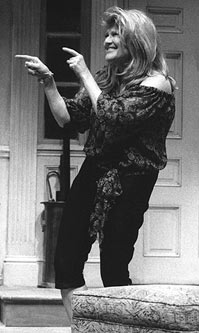 Judith Ivey in Who's Afraid of Virginia Woolf?(Photo: Jim Caldwell)