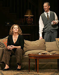Kathleen Turner and Billl Irwin
