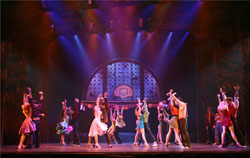 The company of West Side Story (© Joan Marcus