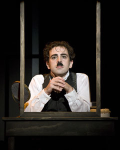 Rob McClure in Limelight
