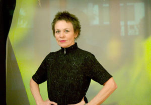 Laurie Anderson in Delusion