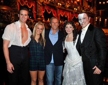 Andrew Ragone, Chelsie Hightower, Michael Bolton,