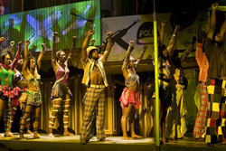 A scene from Fela!