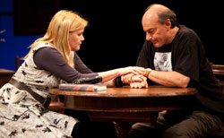 Mare Winningham and Peter Friedman in