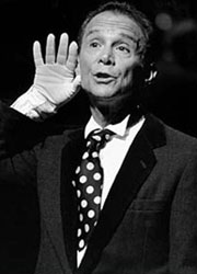 Joel Grey in the originalEncores! staging of Chicago
