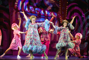 Deidre Haren, Christopher Sieber, Christine Danelson,