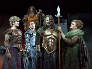 Adam Diegel, Dwayne Croft, Bryn Terfel,