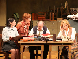 Audrey Lynn Weston, Margaret Daly, Brad Bellamy,