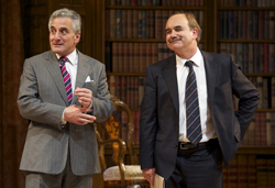 Henry Goodman and David Haig in