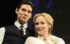 Ben Barnes and Genevieve O'Reilly in Birdsong