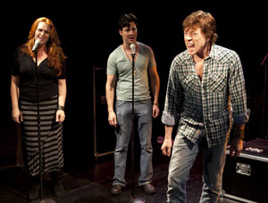 Katie Thompson, Christopher Kale Jones, and Ned Massey