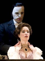 Ramin Karimloo and Sierra Boggess