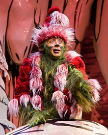 Jeff Skowron in Dr. Seuss'