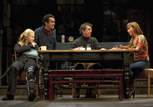 Laura Linney, Brian d'Arcy James, Eric Bogosian,