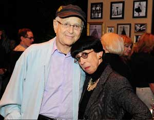 Norman Lear and Susan Classen