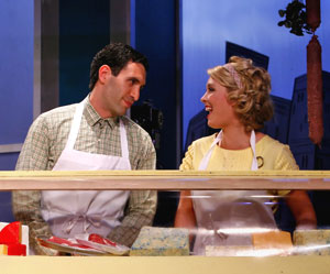 David Perlman and Briga Heelan in