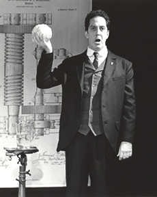 Stephen Mellor in Bitter Bierce