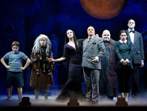 Adam Riegler, Jackie Hoffman, Bebe Neuwirth, Nathan Lane,