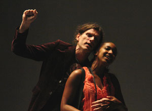 Jonathan Spottiswoode and Yasmeen Sulieman