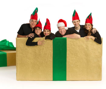 Mark Jacoby, Matthew Gumley, Beth Leavel, George Wendt,