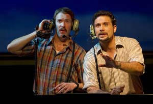 Brian Hutchison and Jeremy Sisto in Spirit Control