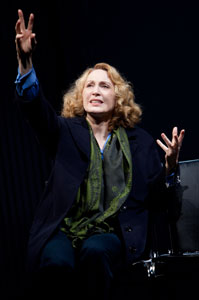 Jan Maxwell in Wings