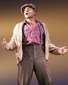 Brandon Victor Dixon in