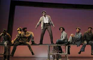 James T. Lane, Derrick Cobey, Julius Thomas III, Joshua Henry,Josh Breckendridge, Kendrick Jones, and Rodney Hicks